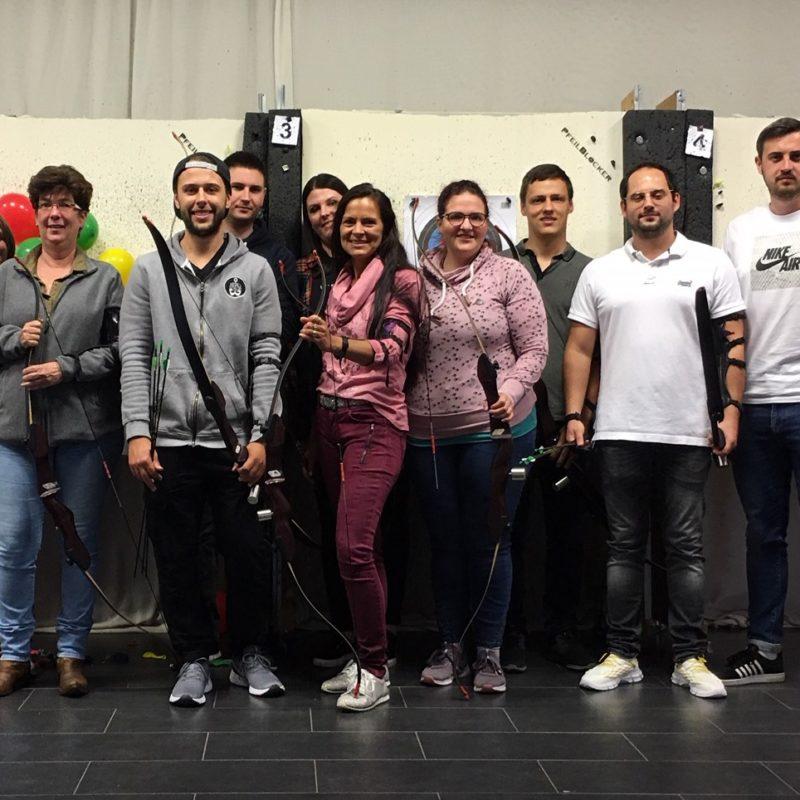 Teamevent mit Fa. MB Dokutec aus Amtzell